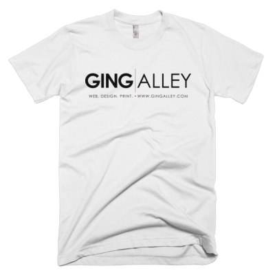 GINGALLEY Short Sleeve Men's T-shirt (Light)