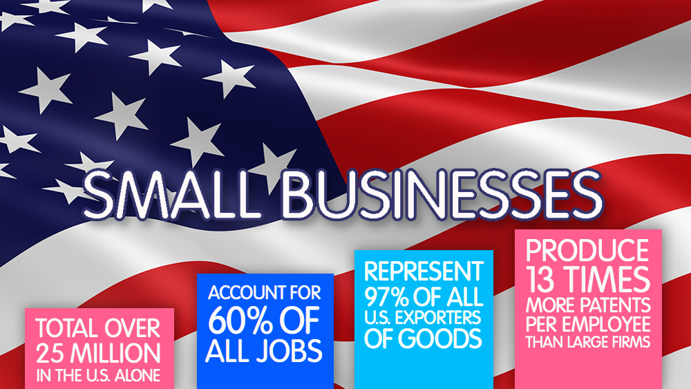 Small Business Keeps America Independent