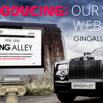 GINGALLEY.com - New Website