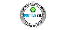 Positive SSL Secured Website