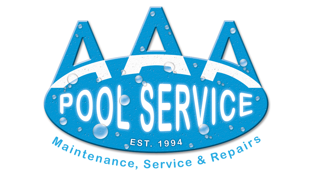 AAA Pool Service - logo design
