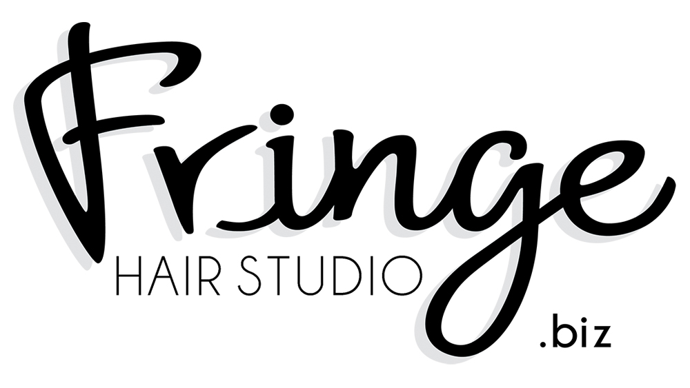 Fringe Hair Studio - logo design