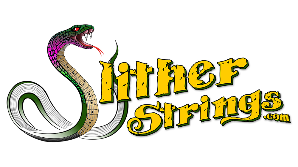 Slither Strings - logo design