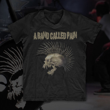 A Band Called Pain - T-Shirt Design and Printing