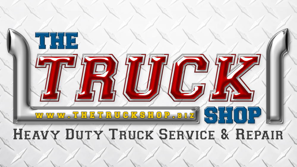 The Truck Shop - logo design