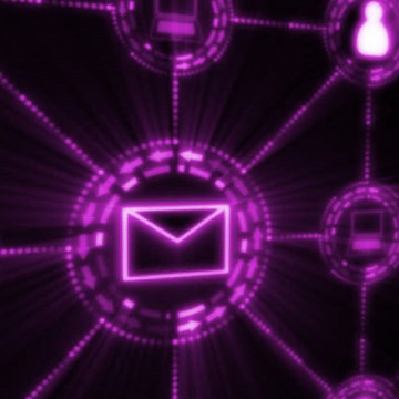 e-mail network