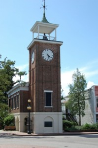 Rice Museum Clock Tower - Georgetown, SC