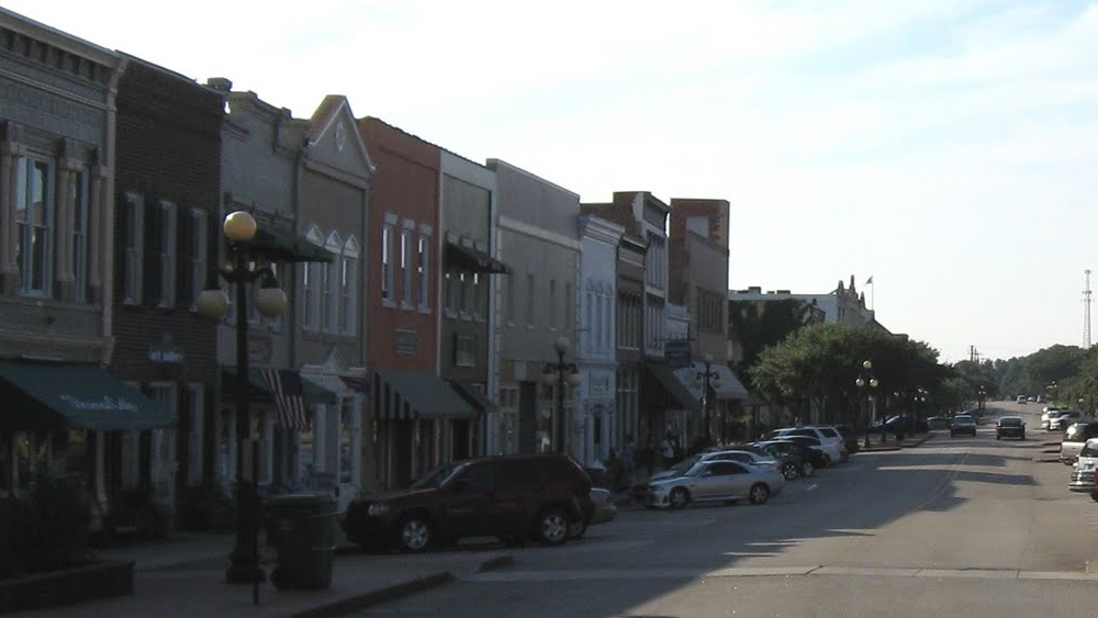 Downtown Georgetown, SC (2011)