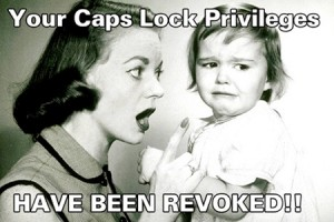 caps-lock-priveldges