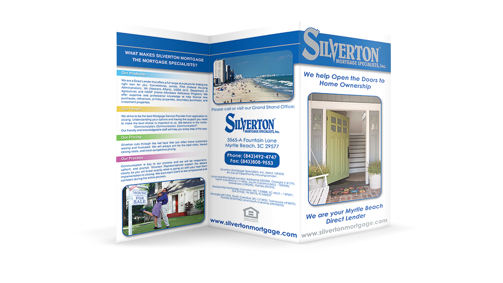 Silverton Mortgage - brochure