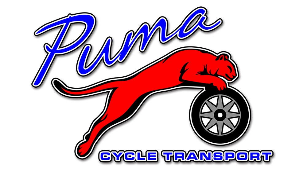 Puma Cycle Transport - logo design