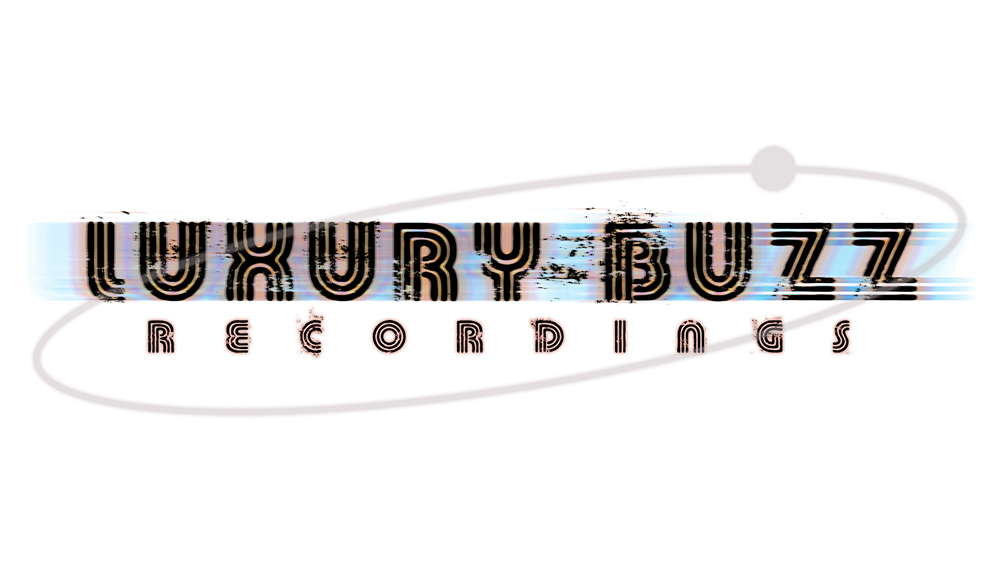Luxury Buzz Recordings - logo design