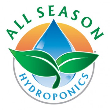 All Season Hydroponics - logo design
