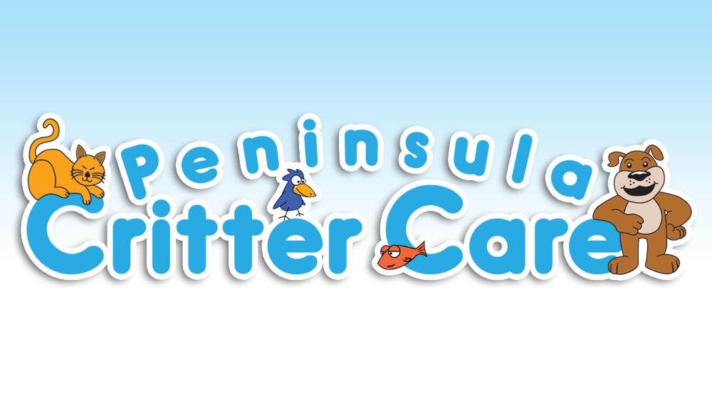 Peninsula Critter Care - logo design