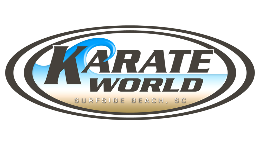 Karate World - logo design