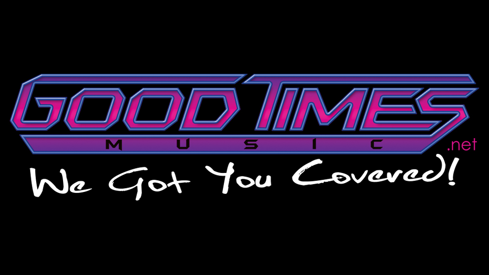 Good Times Band - logo design