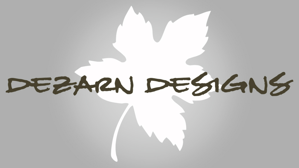 DeZarn Designs - logo design