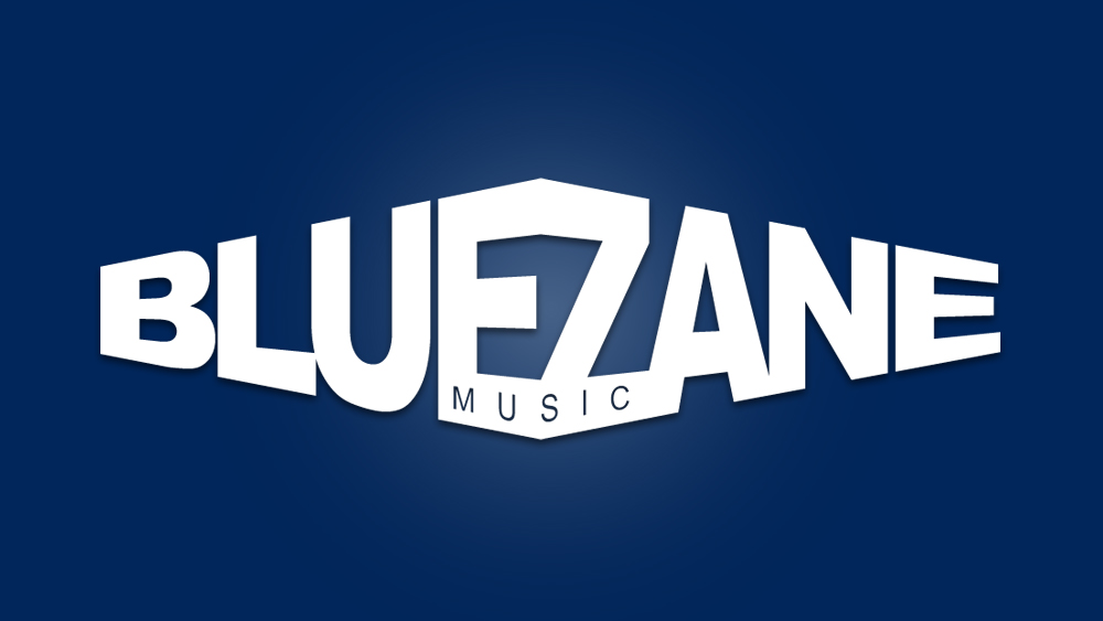 BlueZane - logo design