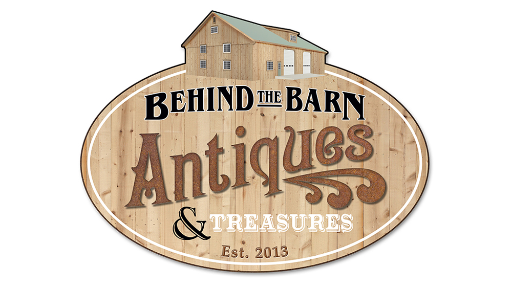 Behind The Barn - logo design