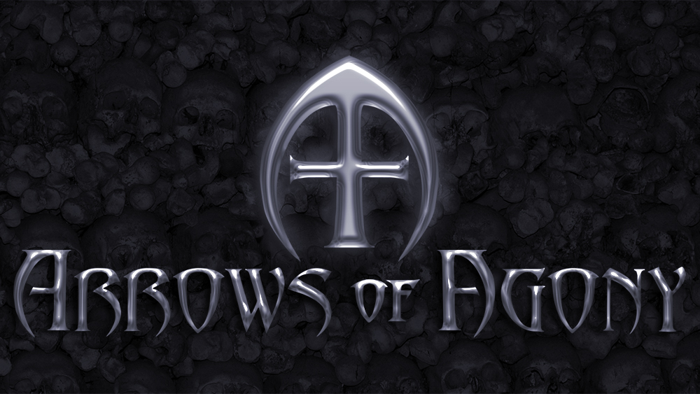 Arrows of Agony - logo design