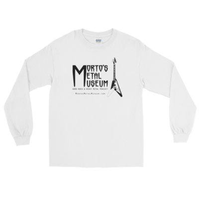Morto's Metal Museum Long Sleeve T-Shirt Men's (Light)