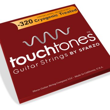 Sfarzo - Touchtones Packaging