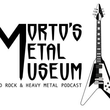 Mortos Metal Museum - logo design