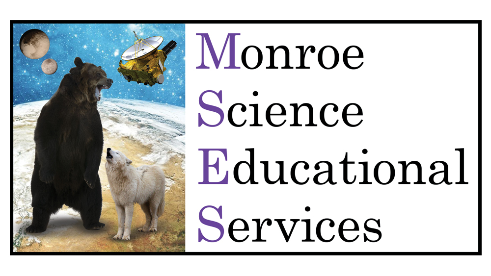Monroe Science Educationa Services - logo design